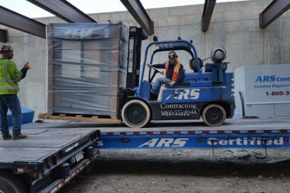 Machinery Moving & Installation